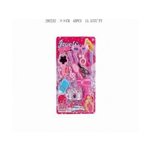 Sanook&Toys ชุดแต่งตัวแฟนซี 292232 สีชมพู