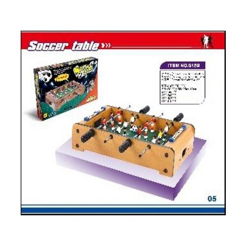 Sanook&Toys โต๊ะฟุตบอลแบบมือหมุน 618B