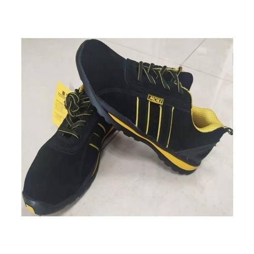 Protx รองเท้าเซฟตี้ #43 พื้นยางกันกระแทก   BA-318 สีดำ