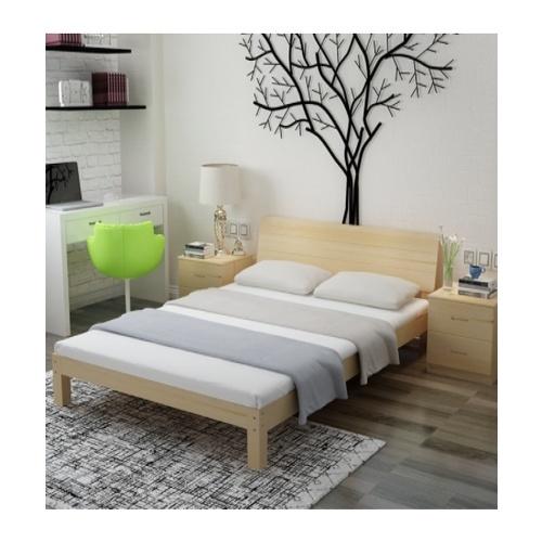 Truffle เตียงไม้สน 3.5 ฟุต NX-110