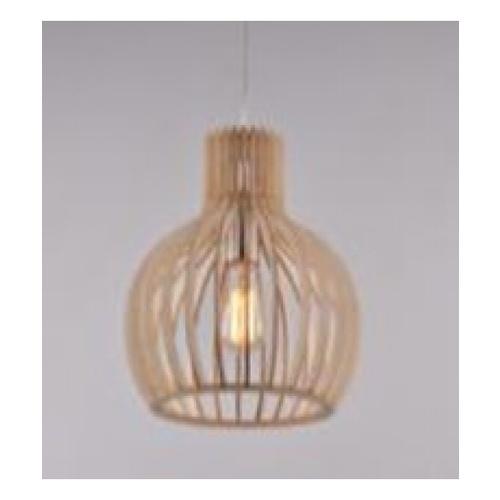 EILON โคมไฟแขวน Loft  17106 สีน้ำตาล