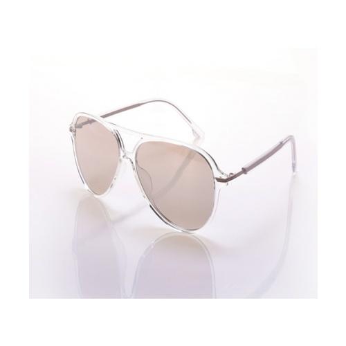 LUXUS USUPSO แว่นตากันแดดแฟชั่น  ขาว