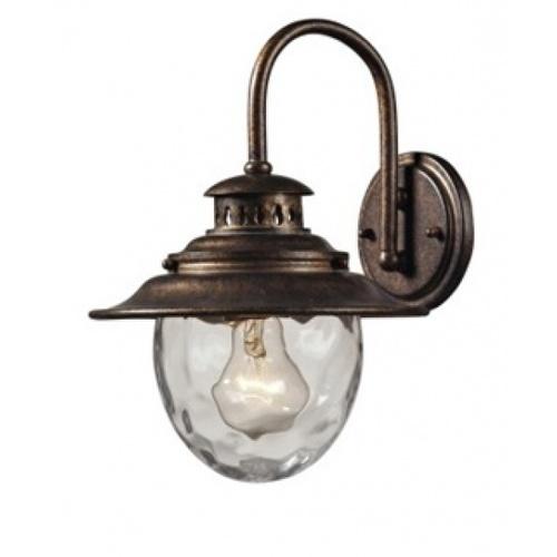 EILON  โคมไฟผนัง RH1321W/1 สีดำ