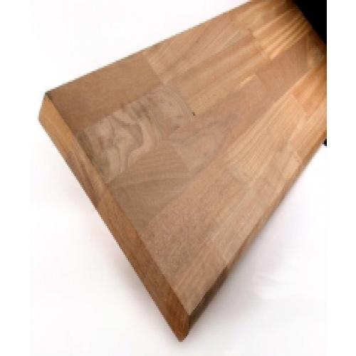 - ลูกบันไดไม้สัก เกรดA  ขนาด 1x6x1.60ม.