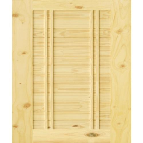 D2D ประตูไม้สนนิวซีแลนด์  ขนาด 70x180cm. Eco Ezero-6