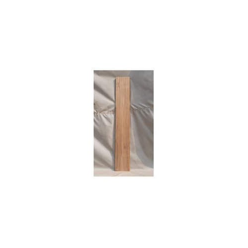 SJK ไม้บันไดไม้สัก  ขนาด 1นิ้วx20.3x135ซม.