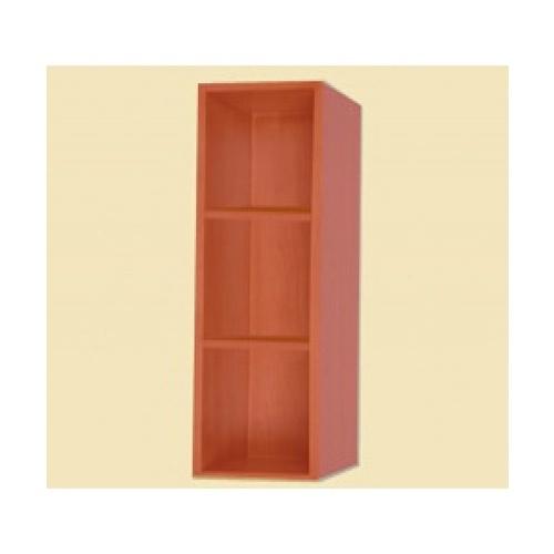 MJ ตู้แขวนเสริมสี่เหลี่ยม WC80254-CH สีเชอร์รี่ MJ  เชอร์รี่