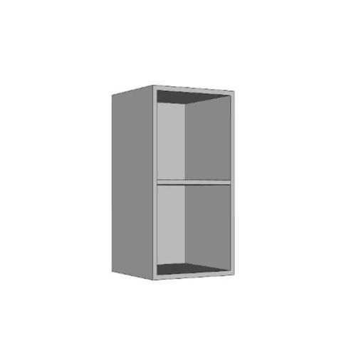 MJ ตู้แขวนแข้ามุม  สีเทาลายไม้  SAV-WC6044-GW