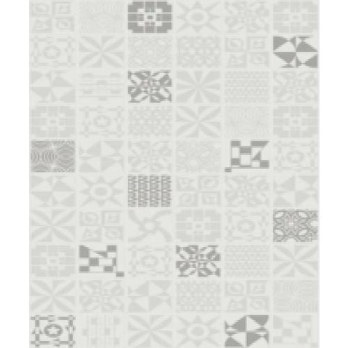 10X16 เพชรตัดนิล-ขาว (10P) A.โสสุโก้  ขาว
