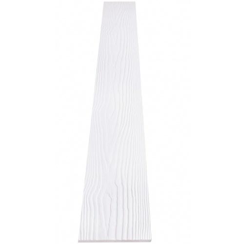 Dura ไม้ฝาดูร่า 20x400x0.8 ซม.สีซีเมนต์  ซีเมนต์