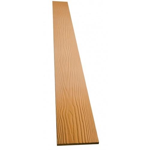 Dura ไม้ฝาดูร่า 15x400x0.8 ซม.สีสักทอง  มะฮอกกานี