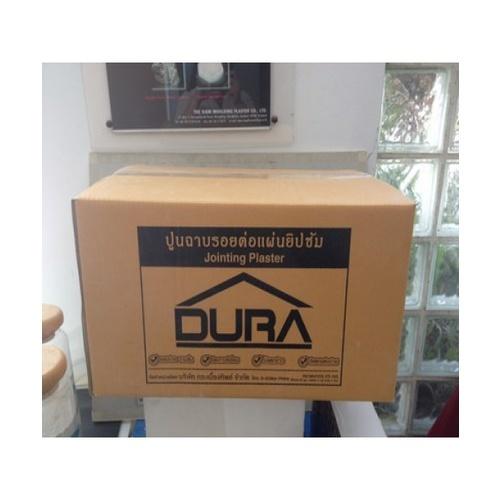Dura สกรูยึดไม้ฝาปลายแหลม8x32มม(50)  เงิน