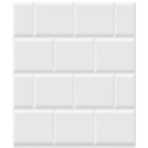 12X18 อิงลิชการ์เด้น-กลอสบริค A. Cotto  ขาว