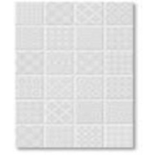 Cotto 8X12 อารายา กราฟฟิค (16P) A. สีขาว