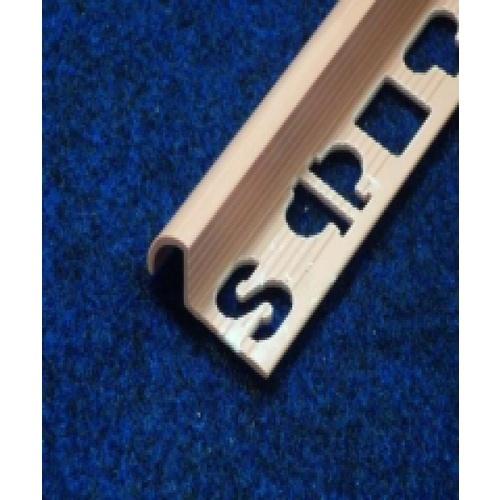คิ้วกระเบื้องโปรพลาส สีชมพูเข้ม PTG-802043 (30x11x9.5mm).PPS  ชมพู