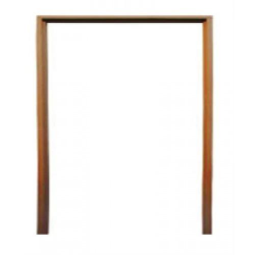 BEST วงกบประตูไม้เนื้อแข็ง  ขนาด 250x210cm.