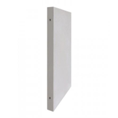 ตราเพชร เคาน์เตอร์มวลเบาตราเพชร DCขาตั้ง ขนาด 7.5x56x65.5ซม. Column สีขาว