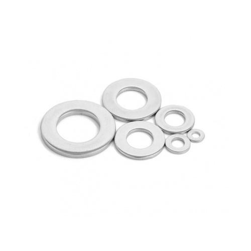 FIX-XY แหวน 3/8  EL-003 (100ชิ้น/แพ็ค)  สีโครเมี่ยม