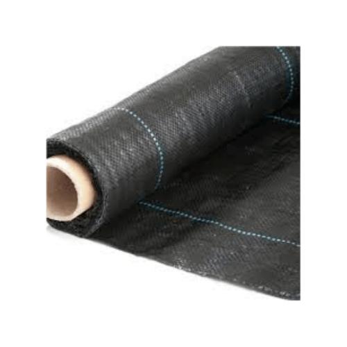 POLLO ผ้าพลาสติกคลุมวัชพืช ขนาด 2x20M LYWY006 สีดำ