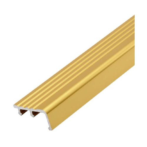KOENIG จมูกบันไดอลูมิเนียม  SNA-402074 สีทอง