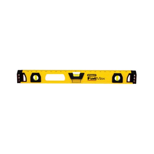 STANLEY ระดับน้ำ 24 นิ้ว Ibeam Faxmax 43-553 STANLEY 43-553 สีเหลือง