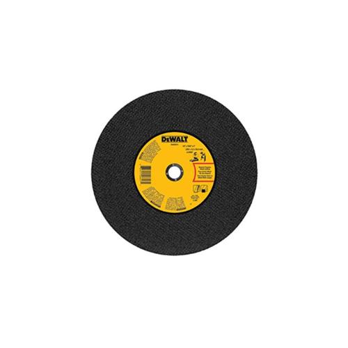 DeWALT แผ่นตัดเหล็ก 14 นิ้ว 355x3x25มม. DWA8011R-B1 สีเหลือง