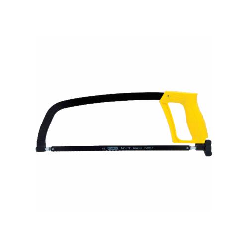 STANLEY เลื่อยตัดเหล็กรูปตัวดี 12นิ้ว STHT20138 สีเหลือง