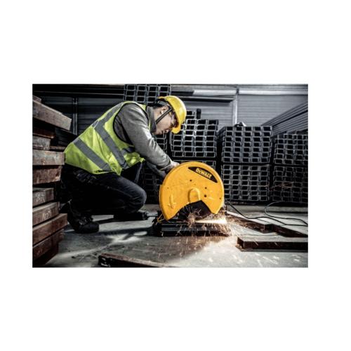 DeWALT แท่นตัดไฟเบอร์ 14 นิ้ว 2300W  D28730-B1 สีเหลือง