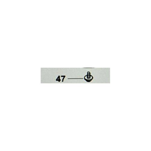 DeWALT อะไหล่น็อต 324119 -02 สีโครเมี่ยม