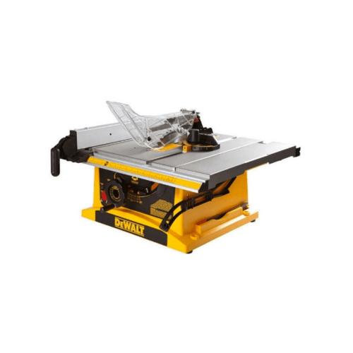 DeWALT โต๊ะเลื่อย 10 นิ้ว  DWE7470-B1 สีเหลือง
