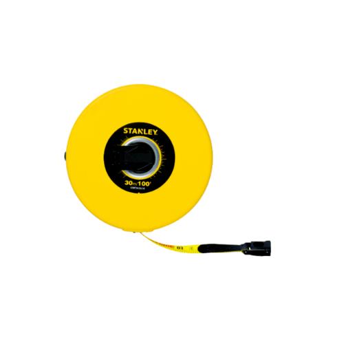 STANLEY สายเมตร  30M/100  STHT34262-8THA สีเหลือง