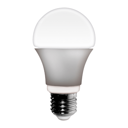 GATA หลอด LED 5 W ฝาขุ่น  27 Warm  ขาว-เหลือง