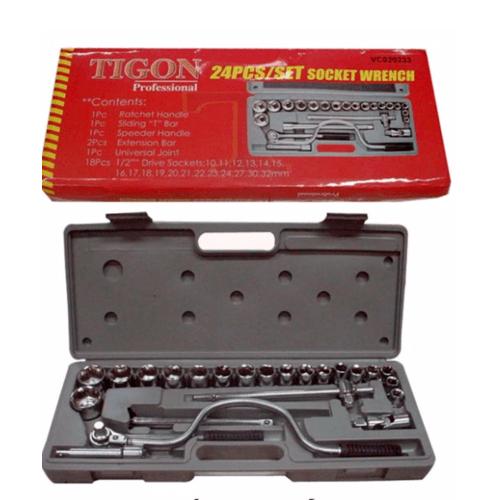 TIGON บล็อค 24 ชิ้น/ชุด VC020233