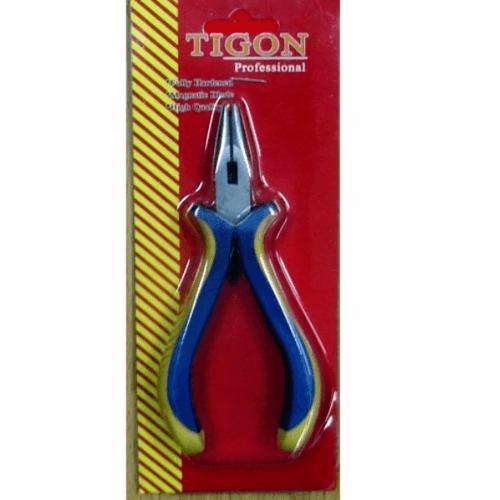 TIGON คีมช่างทอง ปากแหลม 4.5 TIGON