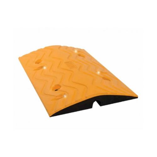 YAMADA ยางชะลอความเร็ว ขนาด  35x50x5cm  YMD-Y1 สีเหลือง