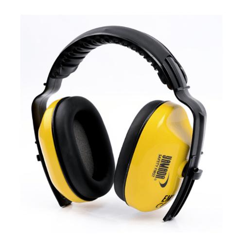 YAMADA ที่ครอบหูลดเสียง แบบพับเก็บได้ EM301B สีเหลือง