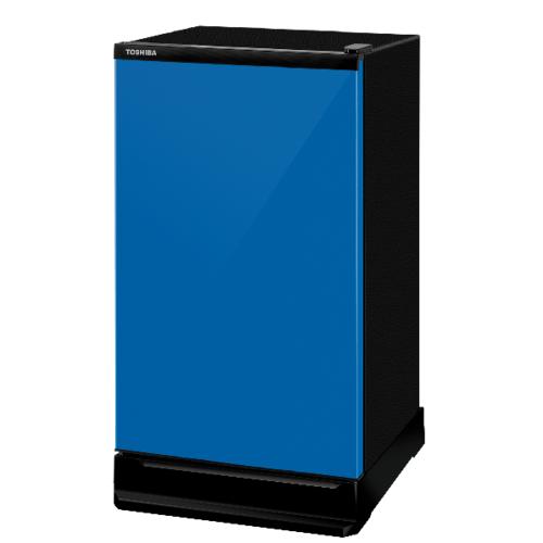 TOSHIBA ตู้เย็น 1 ประตู 5.2 คิว  GR-D149BM สีน้ำเงิน