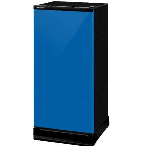TOSHIBA ตู้เย็น 1 ประตู 6.4 คิว GR-D189BM สีน้ำเงิน