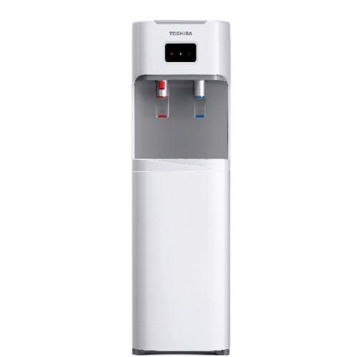 TOSHIBA เครื่องทำน้ำร้อน-น้ำเย็น RWF-W1669TK(W1) สีขาว