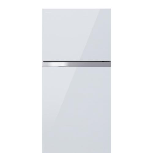 TOSHIBA ตู้เย็น 2 ประตู 14.6 คิว GR-AG46KDZ(ZW) สีขาว