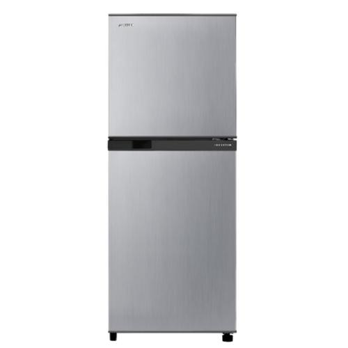 TOSHIBA ตู้เย็น 2 ประตู ขนาด 8.3 คิว  GR-A28KS(S) สีเทา