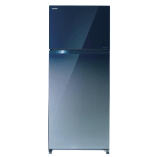 TOSHIBA ตู้เย็น 2 ประตู 19.9 คิว   GR-AG58KA(GG)