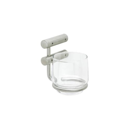 WS ที่วางแก้ว+แปรงสีฟัน สแตนเลส   ZS-5007