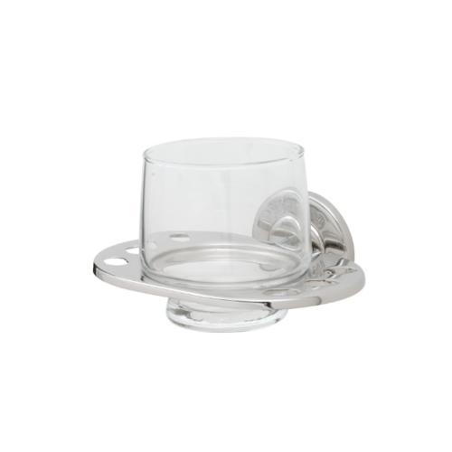 WS ที่วางแก้ว+แปรงสีฟัน สแตนเลส HM-407