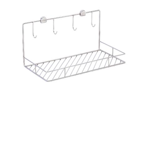 WS ตะแกรงวางแก้วน้ำ แบบติดผนัง 40 ซม.  WR-4101/40
