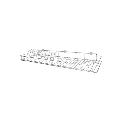 PRIME ตะแกรงวางจานสแตนเลส ขนาด 80 cm.  PW-4201-9/80