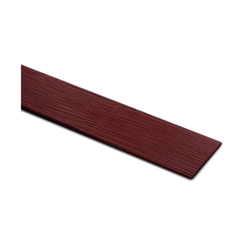 ตราเพชร ไม้ฝา ลายไม้ รุ่น หน้า 8 นิ้ว ยาว 3 ม. ขนาด 0.8x20x300 ซม. สีแดงทับทิม