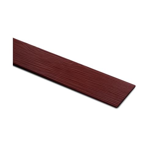 ตราเพชร ไม้ฝา ลายไม้ รุ่น หน้า 8 นิ้ว ยาว 4 ม. ขนาด 0.8x20x400 ซม. สีแดงทับทิม