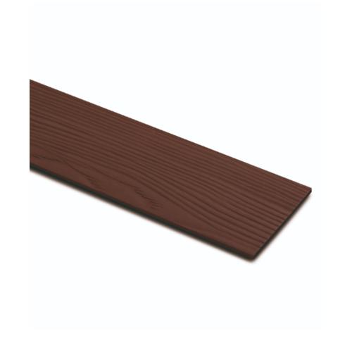 ตราเพชร ไม้ฝา ลายไม้ รุ่น หน้า 8 นิ้ว ยาว 3 ม. ขนาด 0.8x20x300 ซม. สีน้ำตาลสักทอง