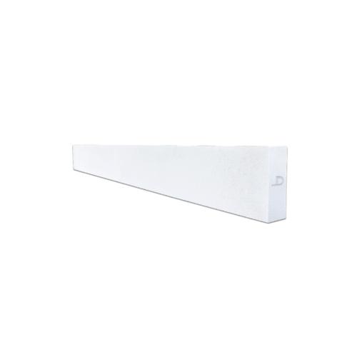 ตราเพชร คานทับหลัง 20x240x7.5 cm Diamond Lintel สีขาว